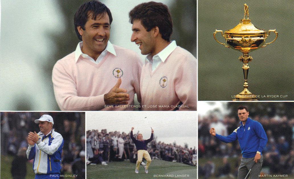 Le grand champion espagnol de golf Severiano Ballesteros est décédé