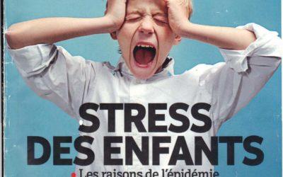 Stress des enfants